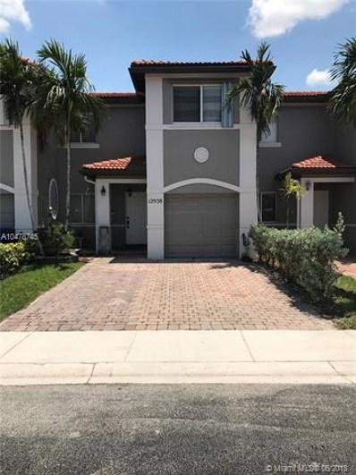 12938 SW 28th Ct, Miramar, FL 33027 - MLS#: A10478745