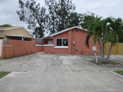 12225 SW 195th Ter, Miami, FL 33177 - MLS#: A10479429