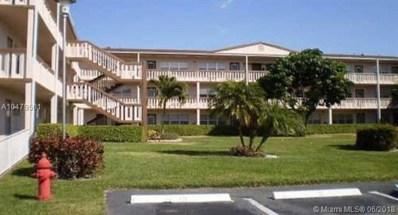 95 Brighton UNIT C, Boca Raton, FL 33434 - MLS#: A10479501