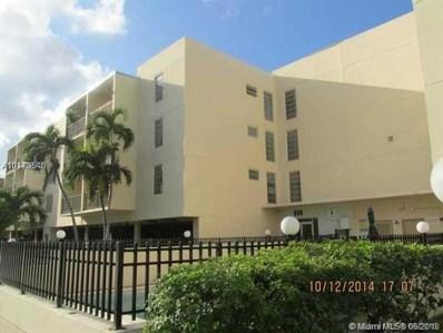 555 NE 123 St UNIT 215D, North Miami, FL 33161 - MLS#: A10479540