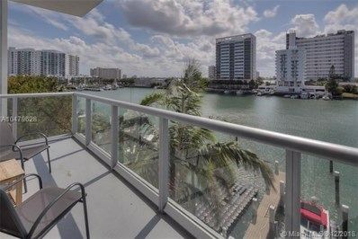 7928 East Dr UNIT 402, North Bay Village, FL 33141 - MLS#: A10479628