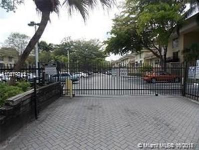 8600 SW 109th Ave UNIT 4-201, Miami, FL 33173 - MLS#: A10479711