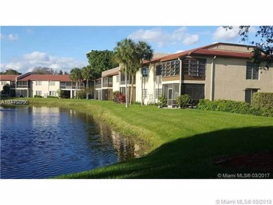 21218 Lago Cir UNIT B, Boca Raton, FL 33433 - MLS#: A10479866