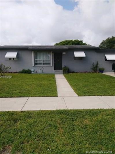 3750 SW 32nd Ct, West Park, FL 33023 - MLS#: A10479894