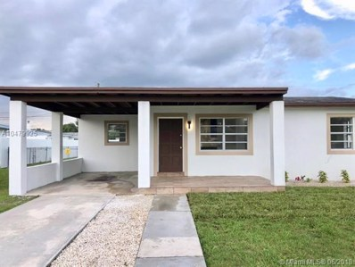 1461 NE 10th St, Homestead, FL 33033 - MLS#: A10479925