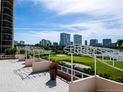 20379 W Country Club Dr UNIT 337, Aventura, FL 33180 - MLS#: A10479964