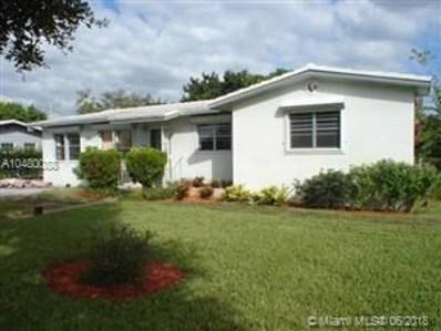 180 NW 34th Ave, Lauderhill, FL 33311 - MLS#: A10480088