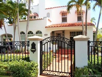 1664 SW 13th St, Miami, FL 33145 - MLS#: A10480197
