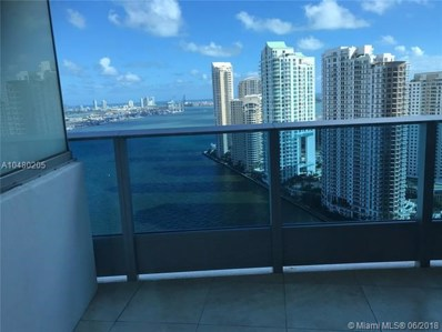 200 Biscayne Boulevard Way UNIT 3203, Miami, FL 33131 - MLS#: A10480205