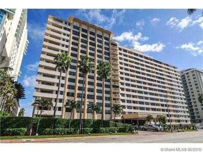 5005 Collins Ave UNIT 322, Miami Beach, FL 33140 - MLS#: A10480241