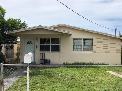 1891 NW 67th St, Miami, FL 33147 - MLS#: A10480247