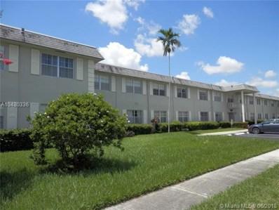 1520 McKinley St UNIT 104E, Hollywood, FL 33020 - MLS#: A10480336