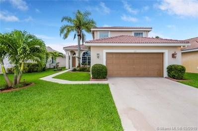 325 SW 181st Way, Pembroke Pines, FL 33029 - MLS#: A10480478