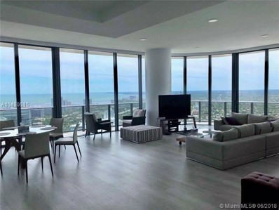 55 SW 9th St UNIT PH4506, Miami, FL 33130 - #: A10480515