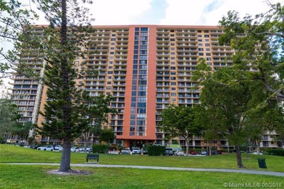 290 174th St UNIT 617, Sunny Isles Beach, FL 33160 - MLS#: A10480523