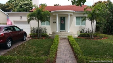537 SW Madeira Ave, Coral Gables, FL 33134 - MLS#: A10480526