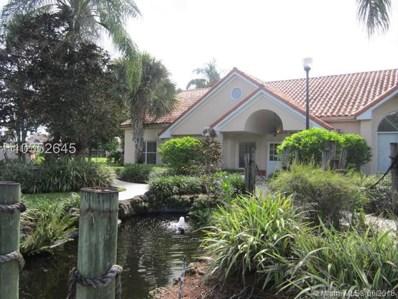 3480 N Pinewalk Dr N UNIT 114, Margate, FL 33063 - MLS#: A10480529