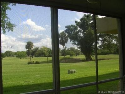 3050 N Palm Aire Dr UNIT 106, Pompano Beach, FL 33069 - MLS#: A10480545