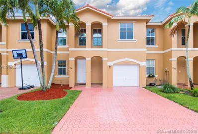 942 NW 134th Ave, Pembroke Pines, FL 33028 - MLS#: A10480586