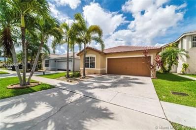 17356 SW 20th St, Miramar, FL 33029 - MLS#: A10480607