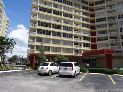 1825 S Ocean Dr UNIT 703, Hallandale, FL 33009 - MLS#: A10480625