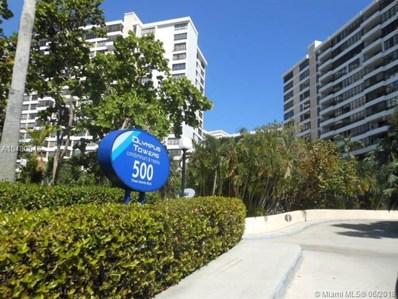 500 Three Islands Blvd UNIT 601, Hallandale, FL 33009 - MLS#: A10480646