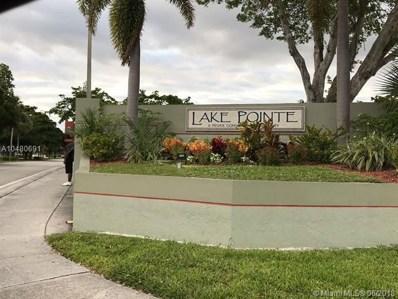 204 Lake Pointe Dr UNIT 202, Oakland Park, FL 33309 - MLS#: A10480691