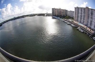17150 N Bay Rd UNIT 2906, Sunny Isles Beach, FL 33160 - MLS#: A10480802