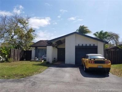 13400 SW 108th St Cir N, Miami, FL 33186 - MLS#: A10480936