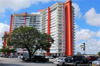 1351 NE Miami Gardens Dr UNIT 511E, Miami, FL 33179 - MLS#: A10480968