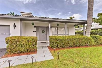 707 N 11th Ave, Hollywood, FL 33019 - MLS#: A10481094