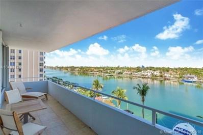 5700 Collins Ave UNIT 5E, Miami Beach, FL 33140 - MLS#: A10481136