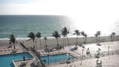 2201 S Ocean Dr UNIT 708, Hollywood, FL 33019 - MLS#: A10481162