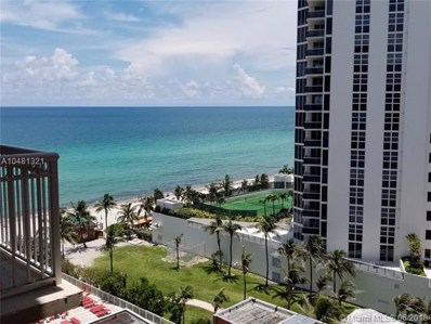 19201 Collins Ave UNIT 901, Sunny Isles Beach, FL 33160 - MLS#: A10481321