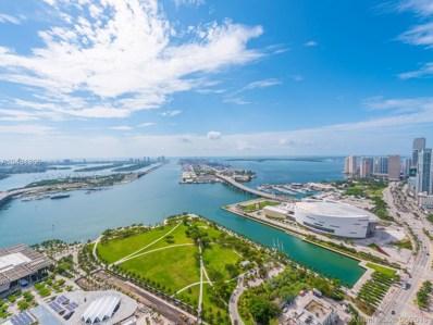 1100 Biscayne Blvd UNIT 5004, Miami, FL 33132 - #: A10481366