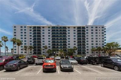 7501 E Treasure Dr UNIT 10H, North Bay Village, FL 33141 - MLS#: A10481741