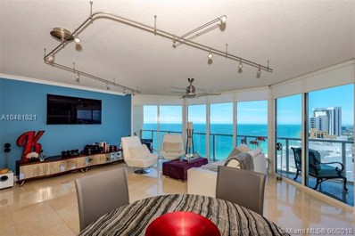 16699 Collins Ave UNIT 3908, Sunny Isles Beach, FL 33160 - MLS#: A10481821