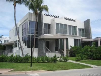 548 Fernwood Rd, Key Biscayne, FL 33149 - MLS#: A10482024