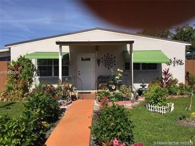 6217 SW 22 St, Miramar, FL 33023 - MLS#: A10482113