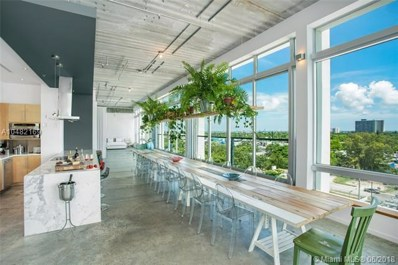 8101 Biscayne Blvd UNIT R-705, Miami, FL 33138 - MLS#: A10482169