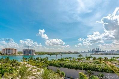 300 S Pointe Dr UNIT 803, Miami Beach, FL 33139 - MLS#: A10482393