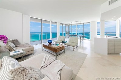 6365 Collins Ave UNIT 2701, Miami Beach, FL 33141 - MLS#: A10482445