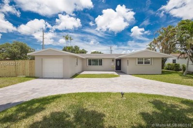 2221 N 43rd Ave, Hollywood, FL 33021 - MLS#: A10482514