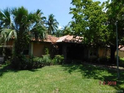 8220 N Kendall Dr, Miami, FL 33156 - MLS#: A10482614