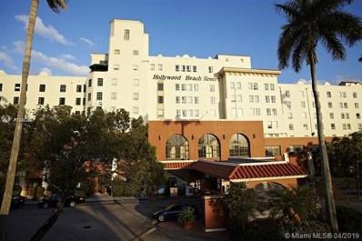 101 N Ocean Dr UNIT 510, Hollywood, FL 33019 - MLS#: A10482801