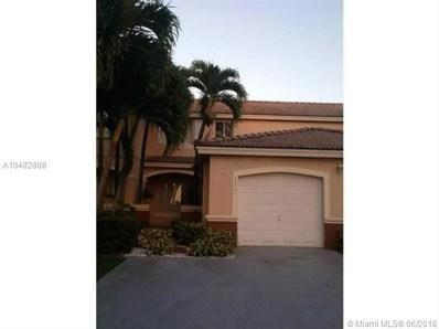 7377 SW 162nd Path, Miami, FL 33193 - MLS#: A10482886