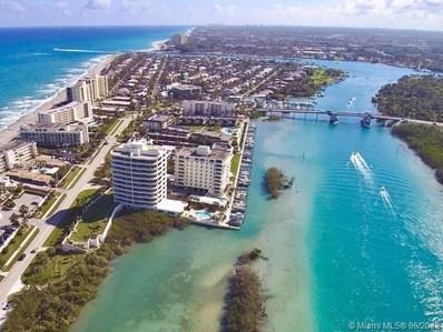 425 Beach Rd UNIT 6-O, Tequesta, FL 33469 - MLS#: A10483059
