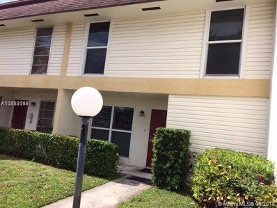 3341 Raleigh St UNIT 2F, Hollywood, FL 33021 - MLS#: A10483144