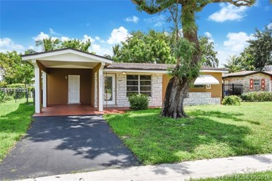 3531 NW 37th St, Lauderdale Lakes, FL 33309 - #: A10483202
