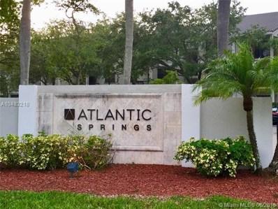 11245 W Atlantic Blvd UNIT 107, Coral Springs, FL 33071 - MLS#: A10483218